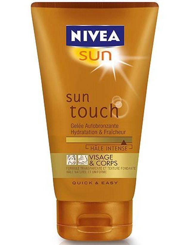 Gelée Autobronzante Sun Touch, Nivéa