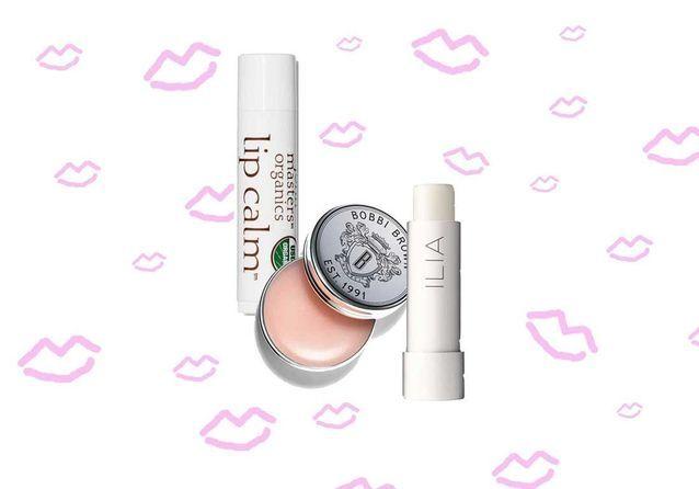 10 baumes à lèvres avec SPF pour une bouche parfaite