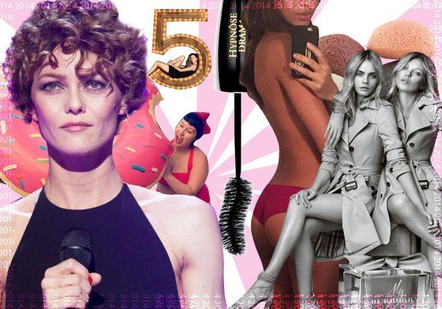 Best of beauté : tout ce qui a marqué l'année 2014