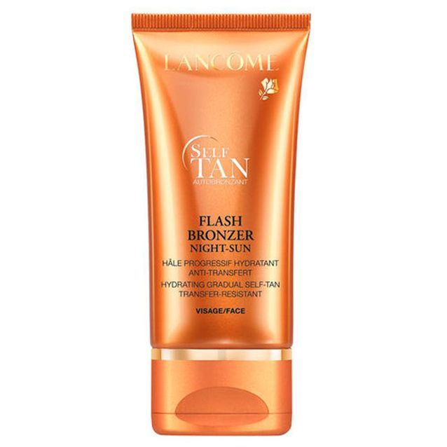 Lancôme : Flash bronzer night sun