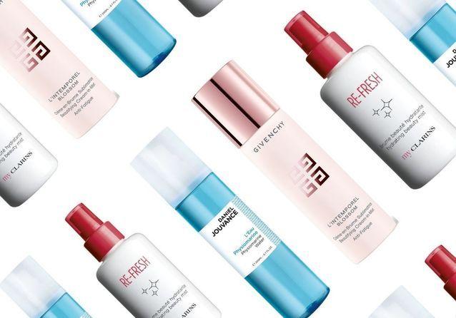 Les meilleures brumes hydratantes qui font du bien à votre peau