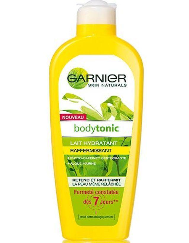 Lait hydratant raffermissant Body Tonic, Garnier