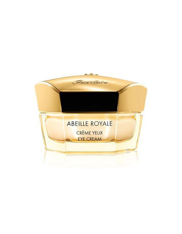 Crème yeux, Abeille Royale, Guerlain, 76,50 €, 15 ml