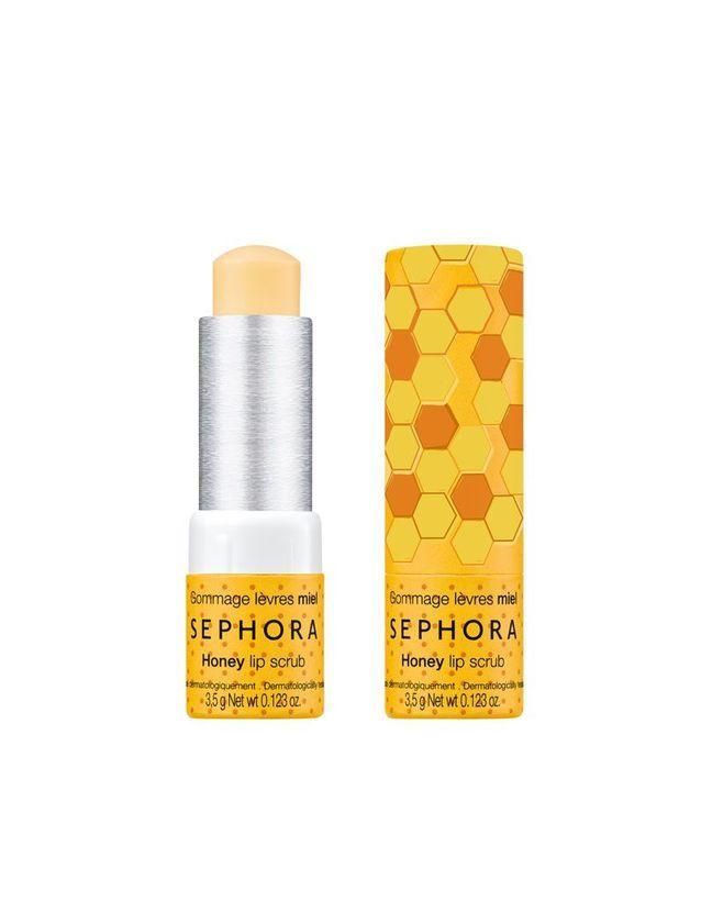 Honey lip scrub, Sephora, 4,95 €
