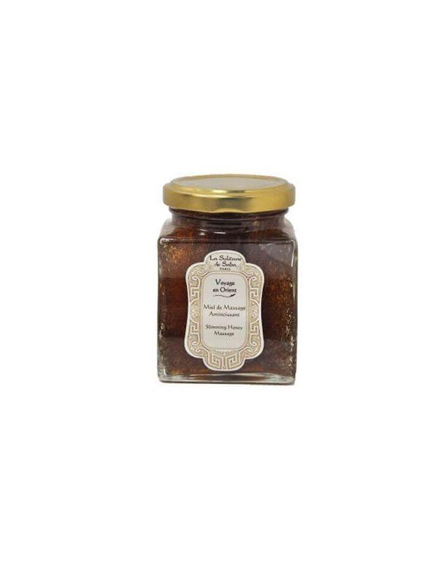 Miel de massage amincissant, La Sultane de Saba, 43 €