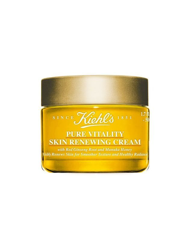Pure Vitality Skin Renewing Cream, Kiehl's, 65 €, 50 ml
