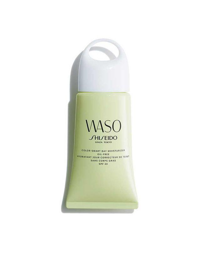 Hydratant Jour Correcteur de Teint SPF 30, Shiseido, Waso