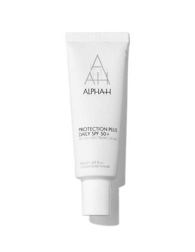 Protection Plus Daily SPF 50, Aplha H, 44,95 €, 50 ml