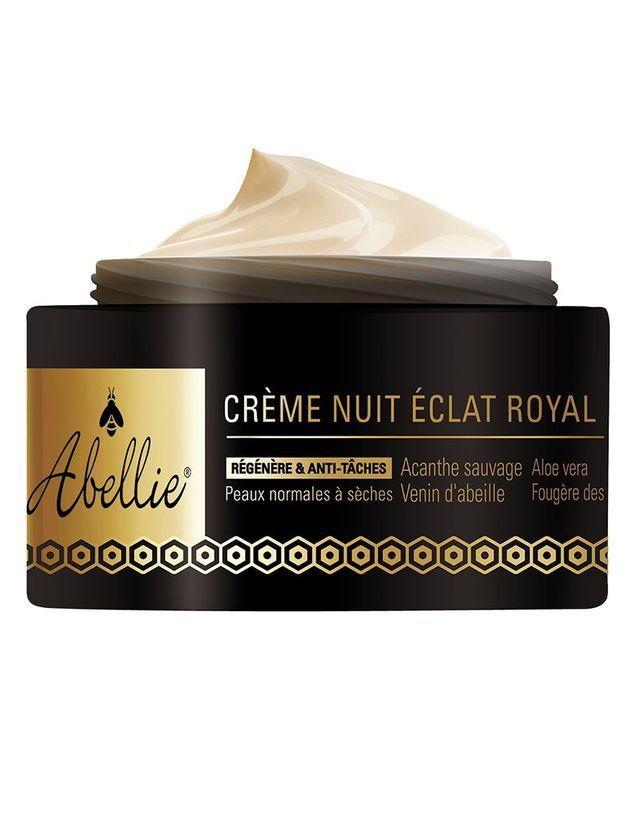 Crème nuit éclat royal, Abellie, 39€