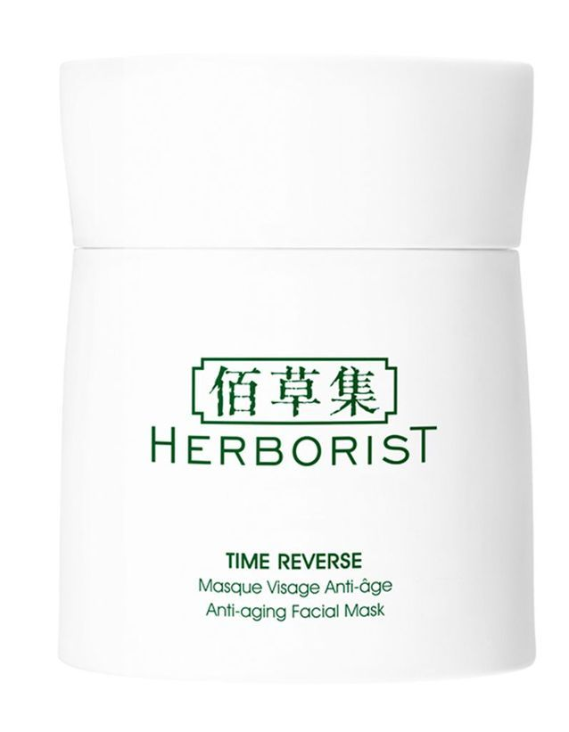 Masque Anti-âge Visage Time Reverse, Herborist, 49€