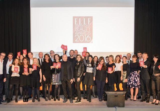 ELLE International Beauty Awards 2016 : les photos de la soirée