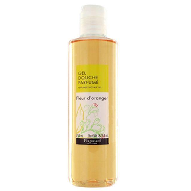 Gel douche parfumé, Fleur d'Oranger, Fragonard