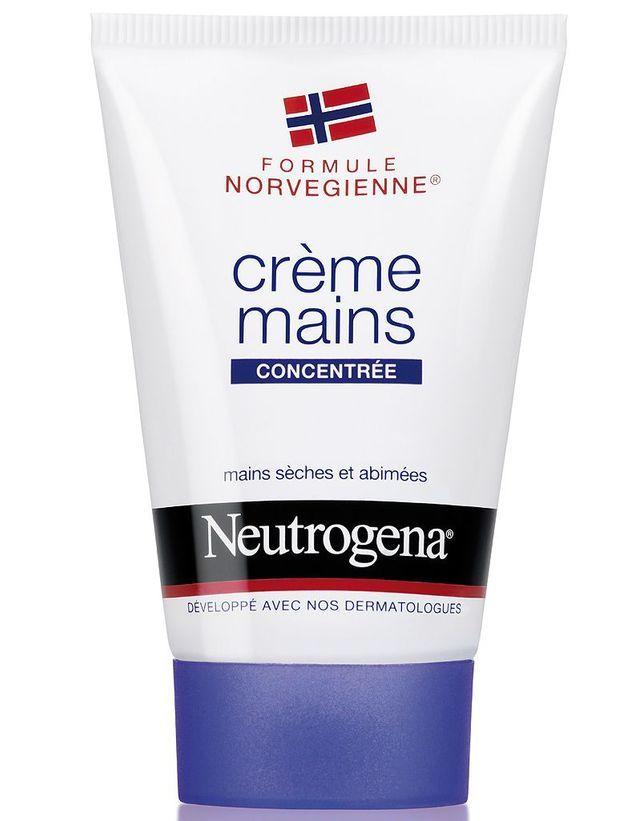 Creme mains classique neutrogena