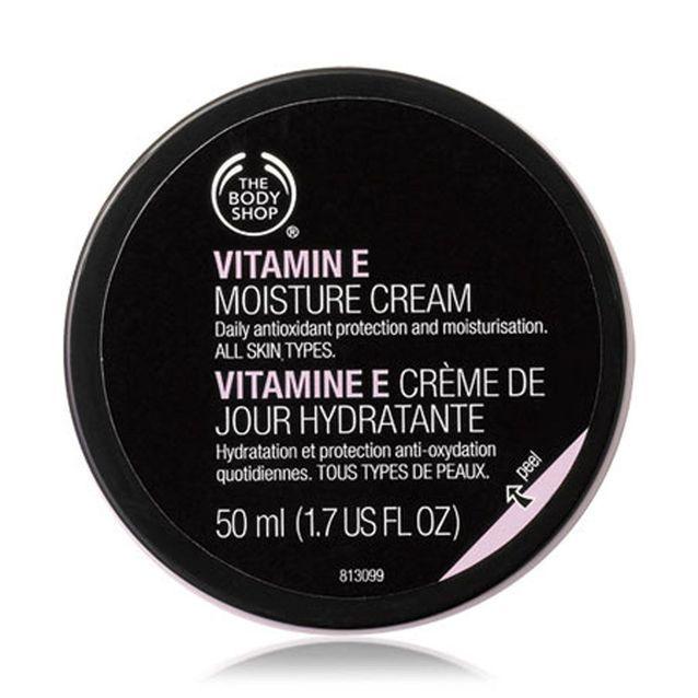 Crème de Jour Hydratante Vitamine E, Body Shop