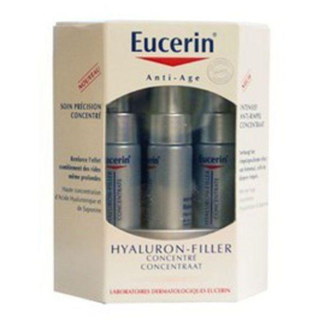 Hyaluron-Filler Soin Précision Concentré 6 x 5 ml, Eucerin