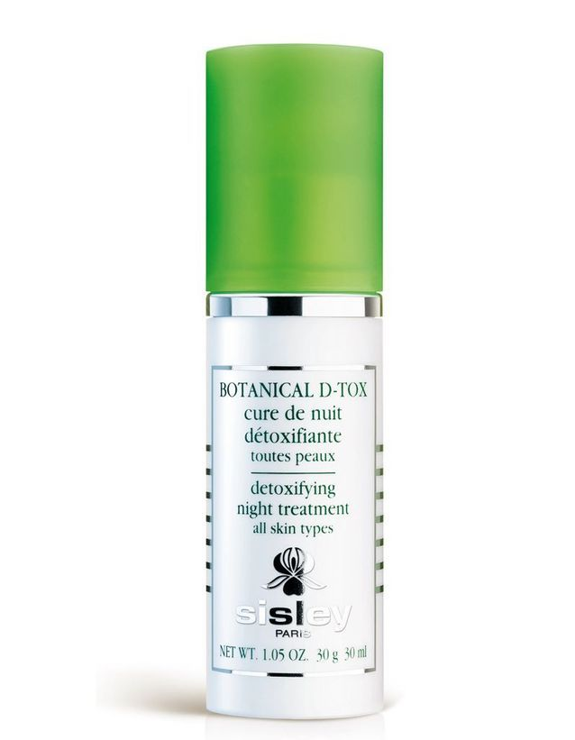 Le soin Botanical D-Tox de Sisley