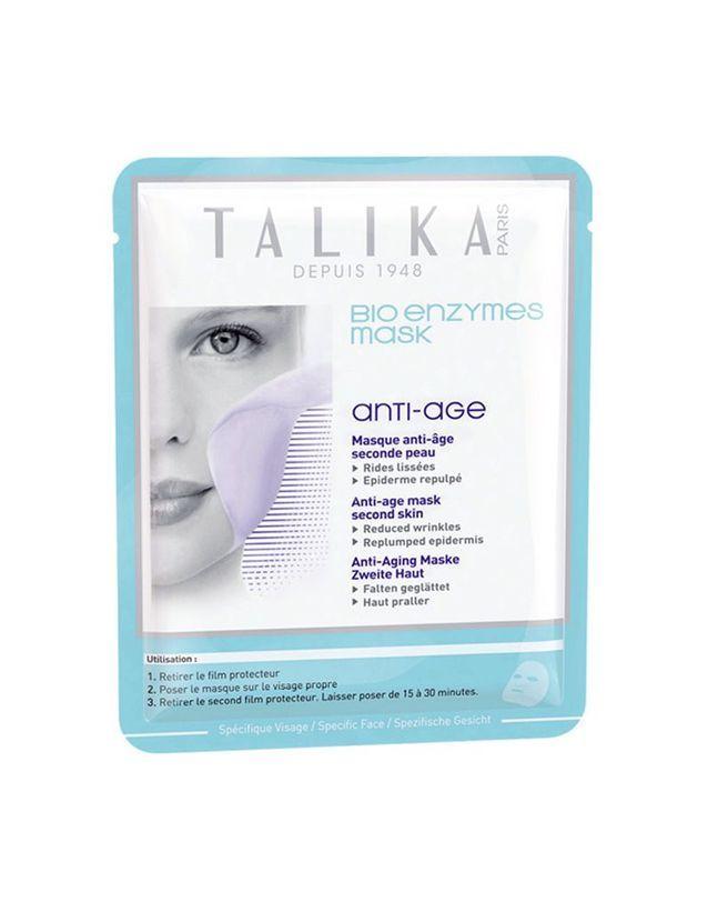 Bio Enzymes Anti Aging Mask, Talika, 10€ le masque chez Birchbox