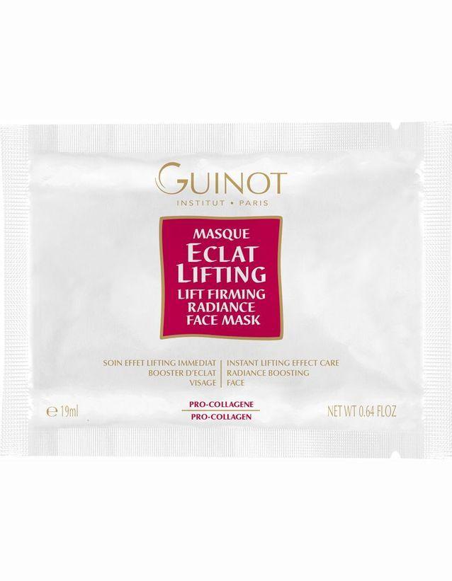 Masque Eclat Lifting, Guinot, 39€ les 4 masques