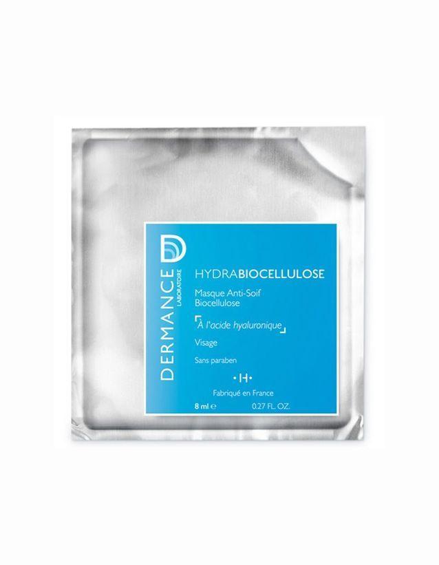 Masque Hydrabiocellulose, Dermance, 24,90€ le masque