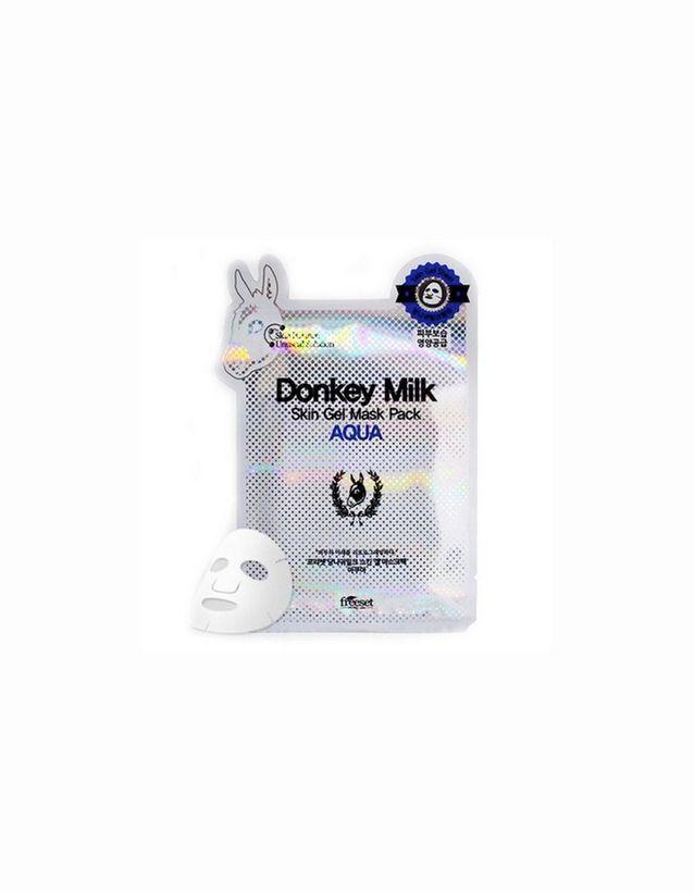 Masque Hydratant au Lait d'Anesse, Freeset, 2€ le masque chez TheBeautyst
