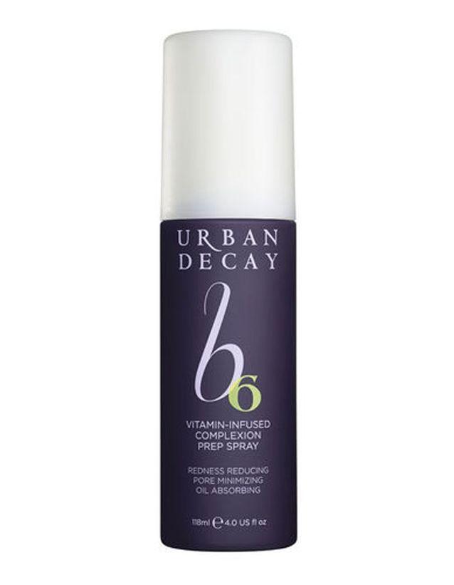 B6 - Brume Préparatrice de Teint aux Vitamines B6, Urban Decay, 32€ chez Sephora
