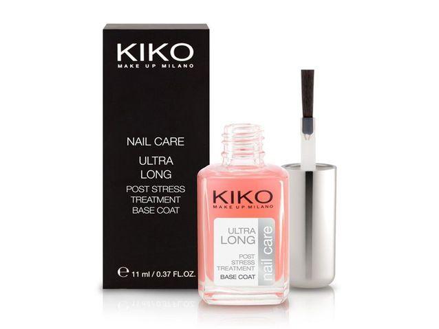 Base de vernis à ongles « Ultra Long », Kiko