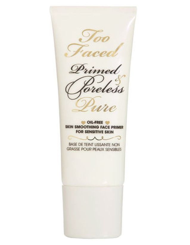 Primed and Poreless, Too Faced