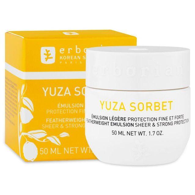 Emulsion légère Yuza Sorbet, Erborian