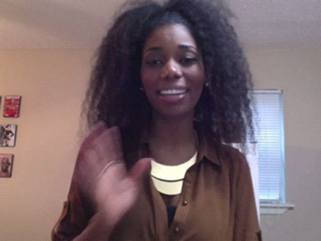 Chime (Haircrush) : L'adepte des cheveux afro naturels