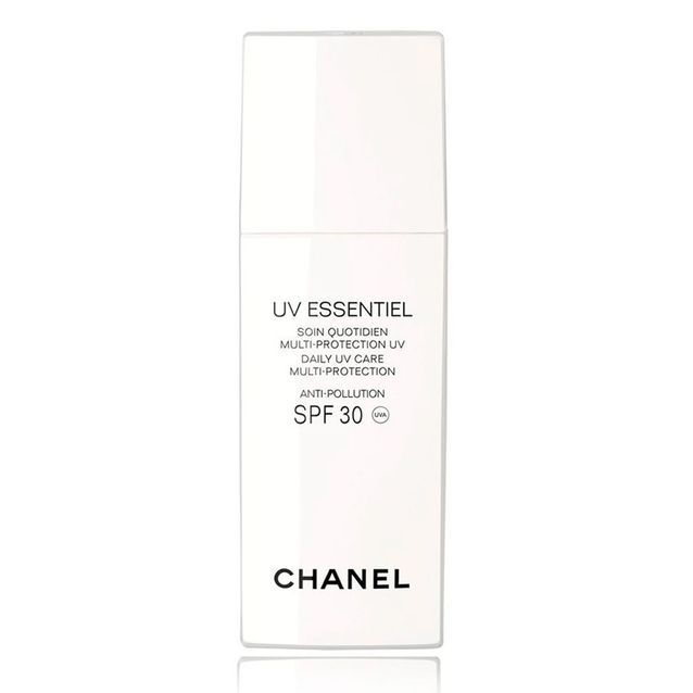 Soin quotidien Multi-Protection UV anti-pollution SPF 30, UV Essentiel, Chanel