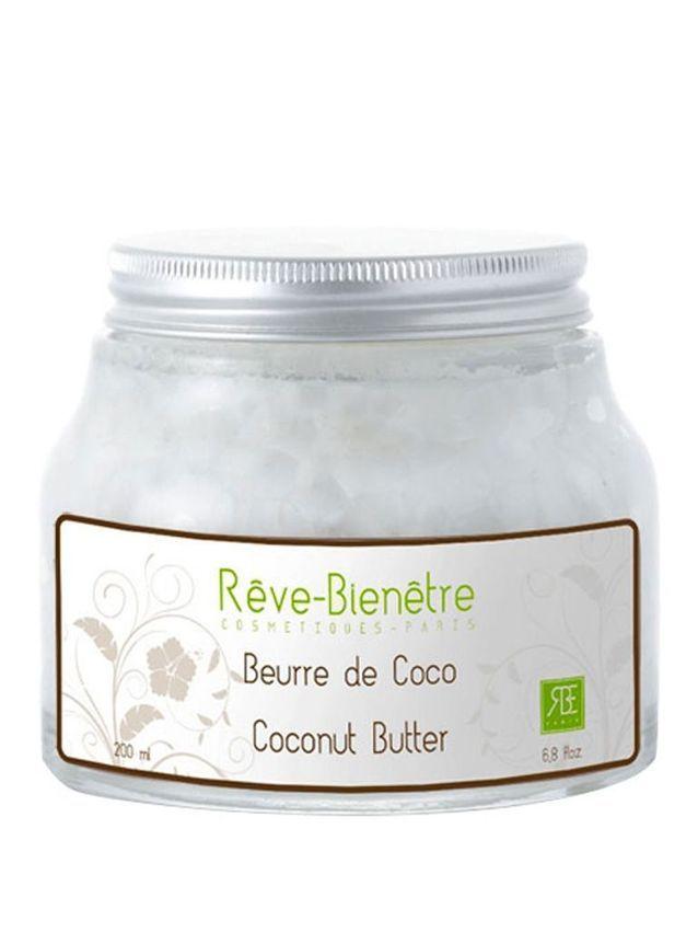 Beurre de coco, Rêve-Bien-être, 29€ les 200ml