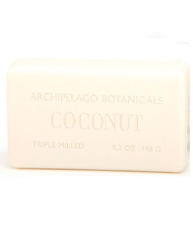 Savon noix de coco, Archipelago Botanicals, 7,47€