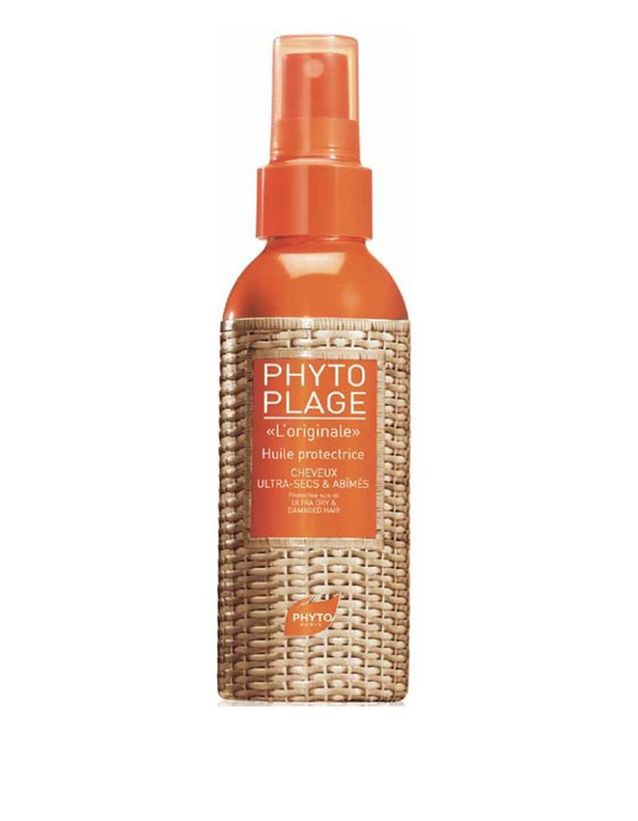 POUR LES CHEVEUX : Huile protectrice édition collector, Phytoplage