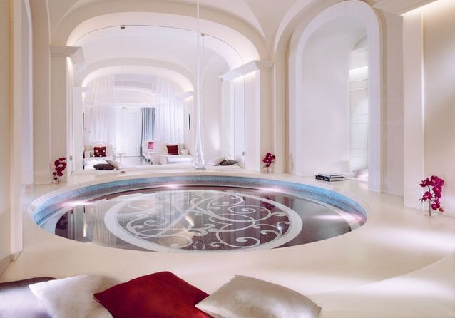 Soin « Le miracle l'Or de Vie » au Dior Institut du Plaza Athénée