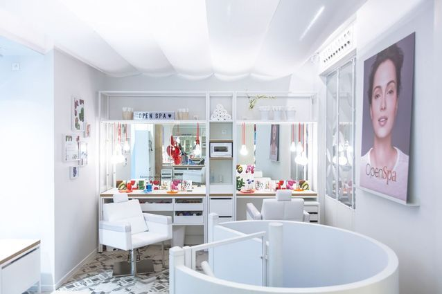 L'Open Spa de Clarins