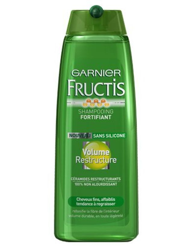 Beaute cheveux soin shopping volume FRUCTIS Restructure