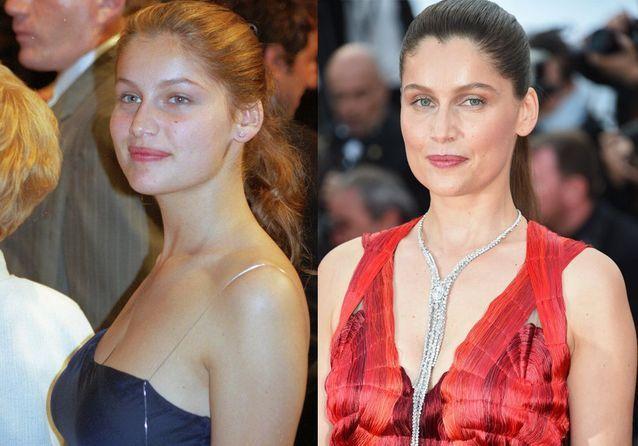 Avant / après : les stars à Cannes de leurs débuts à aujourd'hui