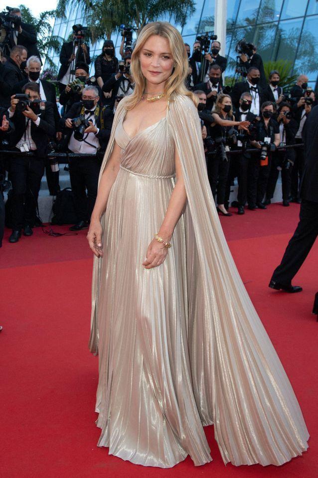Virginie Efira en robe Dior