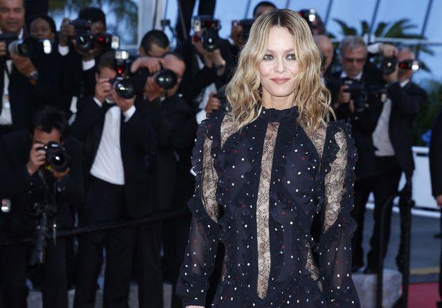 Les plus belles robes de Vanessa Paradis à Cannes