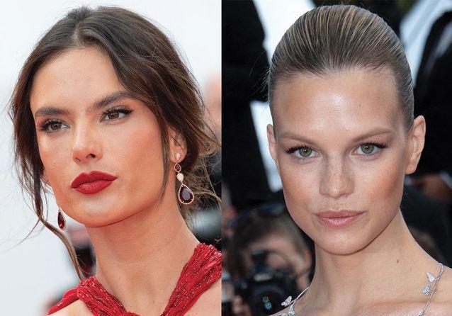 Les plus beaux maquillages du Festival de Cannes 2019