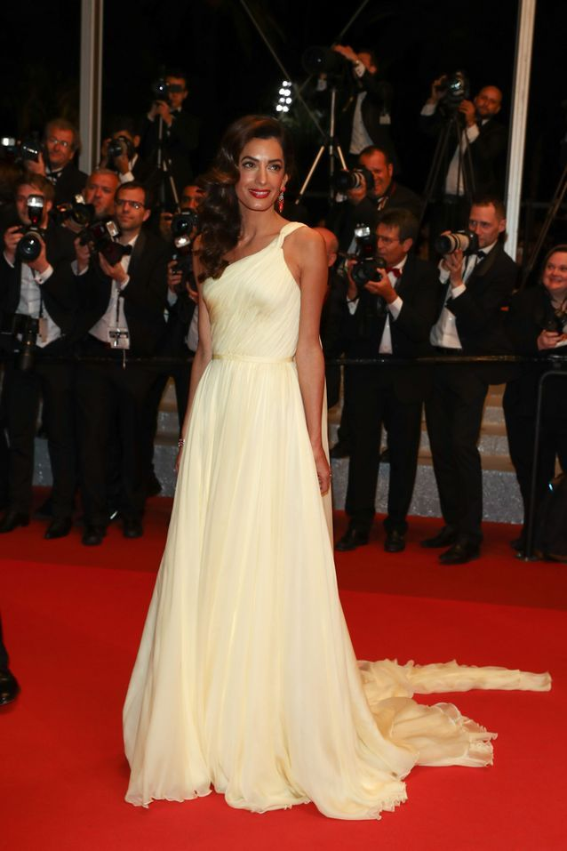 Robe Cannes Amal Clooney