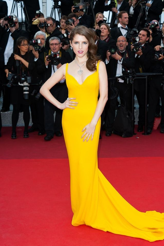 Robe Cannes Anna Kendrick