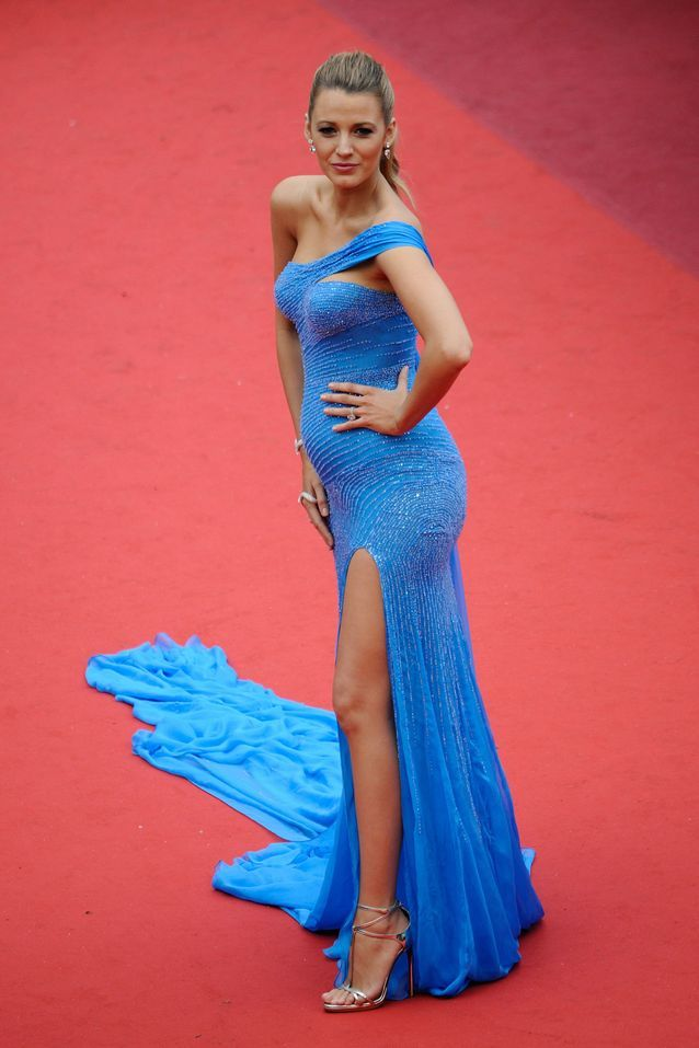 Robe Cannes Blake Lively