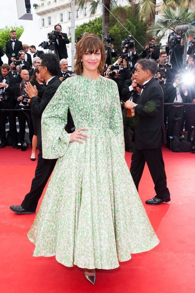 Robe Cannes Céline Sallette