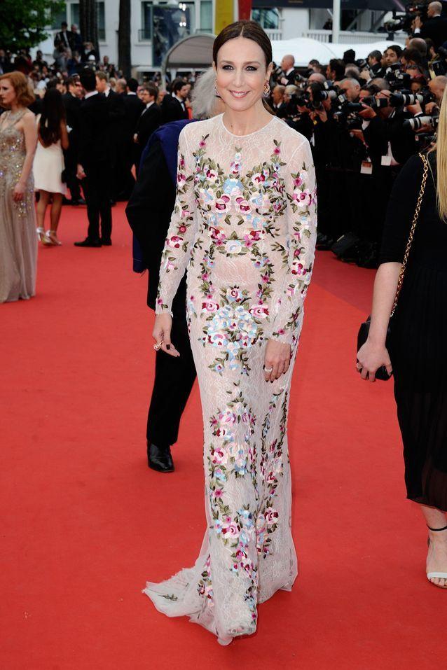 Robe Cannes Elsa Zylberstein