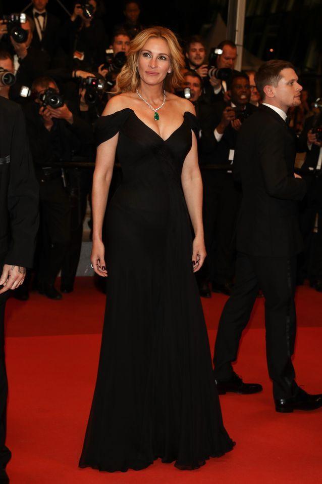 Robe Cannes Julia Roberts