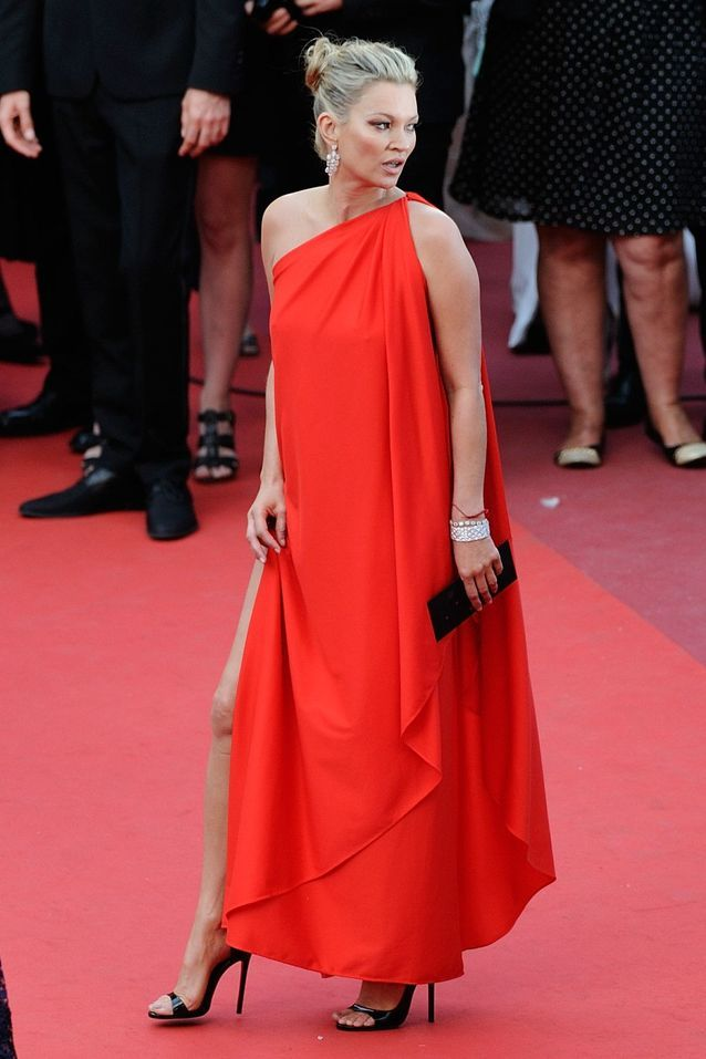 Robe Cannes Kate Moss
