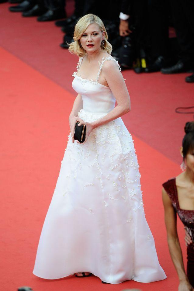 Robe Cannes Kirsten Dunst