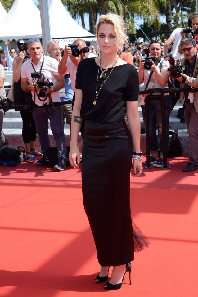 Robe Cannes Kristen Stewart