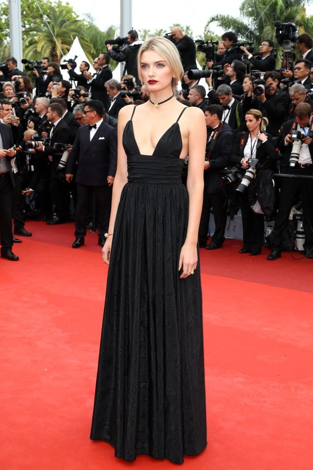 Robe Cannes Lily Donaldson